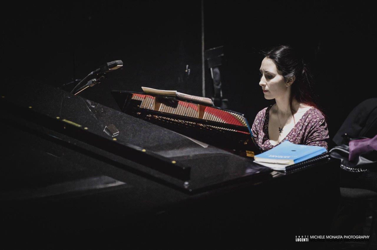 La pianista Chiara Pulsoni