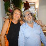 Giusi Petrantoni e Massimo Ardizzone