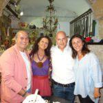 Luigi Russo, Daniela Tortorici, Carlo Curcio, Barbara De Luca
