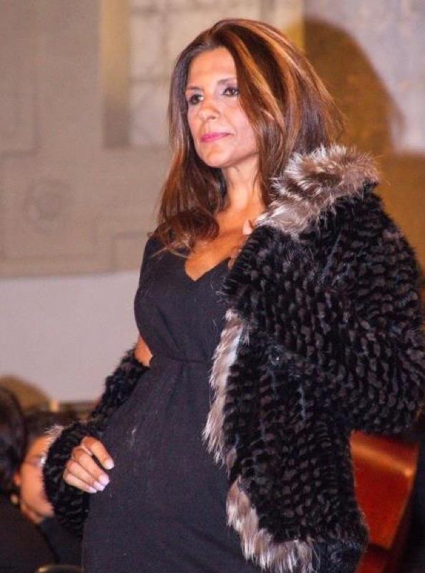 Moda a bordo piscina_l'rganizzatrice Rosi De Simone