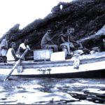 A Ustica un ricordo di Enzo Maiorca che nel 1962 ottenne qui il record di apnea