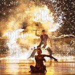 Show e tour di fuoco e passione l'XI edizione del Teatro del Fuoco International Firedancing Festival
