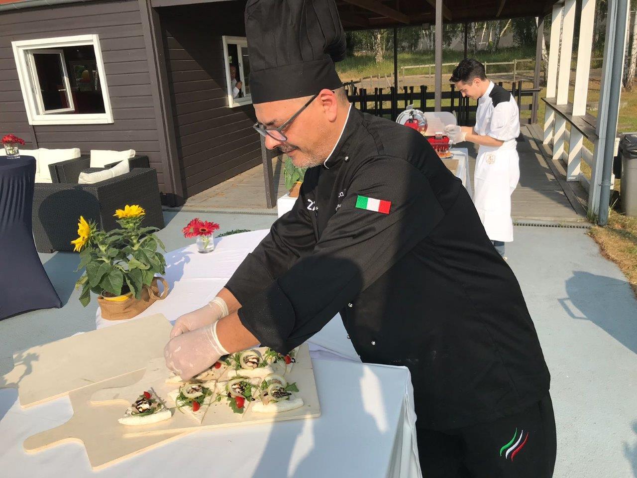 1_Lo chef Giovanni Laudani