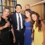 Mariangela Mangano, Dario Stanzione, Beatrice Geraci e Sofia Stanzione
