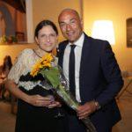 Milvia Averna e Antonio Cancascì