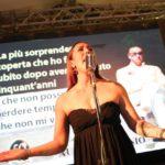 La cantante Giada La Manna
