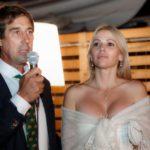 Chico Paladino Florio e la moglie Ana Paula Mancino