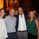 Lucia Gitto, Alessandro Palmigiano, Raffaele Bonsignore e Barbara Rappa