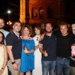 Alessandra Rossi, Tony Siino, Danilo Reale, Stefania Morici,  Valentina Di Lorenzo,Domenico Pellegrino, Max Papeschi Flavia Vago