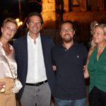 Valentina Bruno, Raffaele Bonsignore, Domenico Pellegrino e Barbara Rappa