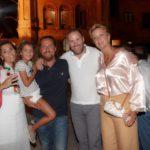 Valentina Di Lorenzo, Domenico Pellegrino, Marcello Pulia e Valentina Bruno