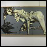 Sicilian Rapsody 4_ (9) Gaetano Costa San Giorgio tec mx su  tavola cm 100x200