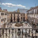 Gianfranco Meggiato firma la spirale gigantesca a piazza Bologni. Cosa singnifica?