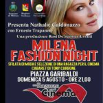 1_Milena Fashion Night_Locandina