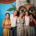 Chiara Alia, Livio Benzi, Alessio Alia, Marina Camarda