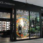 Evento Dolce&Gabbana: anche a Como palme e carretti siciliani