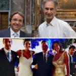 Roberto Gueli e Paolo Vannini, (sotto) Riccardo Galletta e Anita Sorano