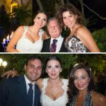 Nadia La Malfa, Aldo Morgante, Alice Anselmo (sotto) Antonio Rini, Nadia La Malfa e Viviana Messineo