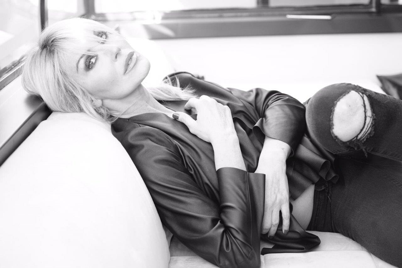 Piana Fashion Night_ (4) la presentatrice Nathaly Caldonazzo