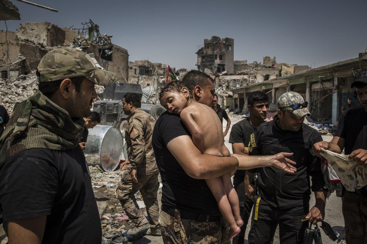 3_Ivor Prickett_The battle for Mosul_for The New York Times