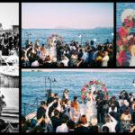 Matrimonio in spiaggia al Nautoscopio per Roy Paci e Giovanna Schittino