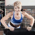 Atleta polacca a piedi per la Sicilia fra prevenzione sul cancro e record da guinnes