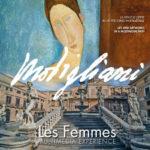 Le donne di Modigliani, dal lungo collo, in mostra a Palermo