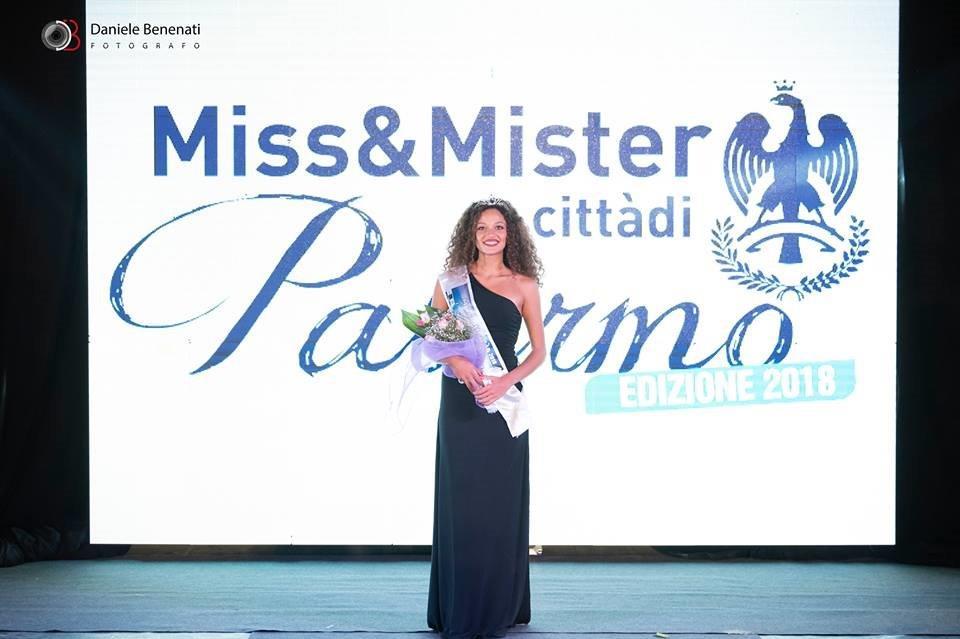 ROBERTA RICCOBONO MISS 2018