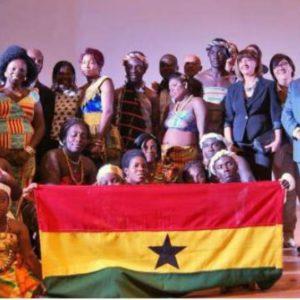 Rappresentanti Ghana