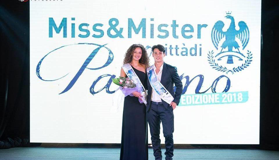 miss & mister città di Palermo