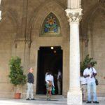 Alla Chiesa Valdese di Palermo una scultura di Mariano Brusca per Martin Lutero
