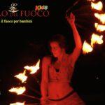 Teatro del Fuoco Kids, lo spettacolo con il fuoco ed il teatro per i bambini da Giovedi 18 ottobre a Palermo