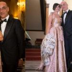 Lidia Cingillo e il marito Vincenzo Cancascì