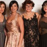 Le sorelle Valeria, Lidia, Piera e Rosaria Cingillo