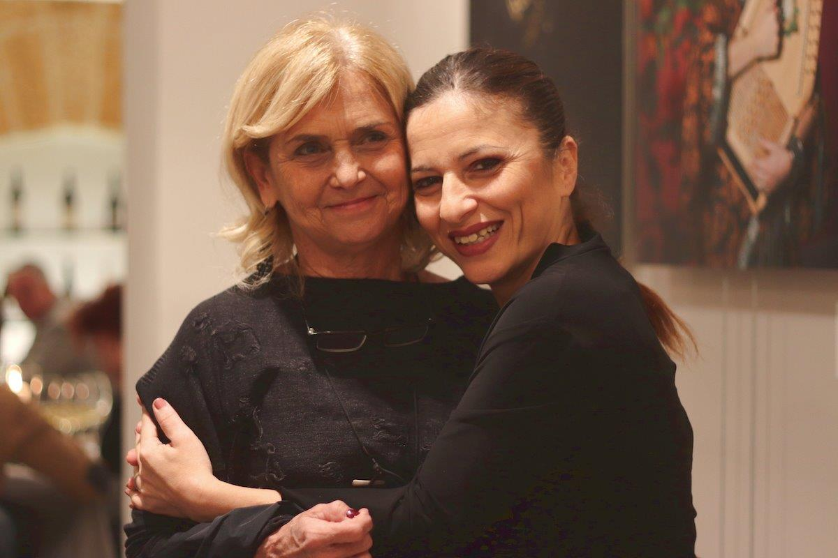 Renata Ferruzza e Tiziana Di Pasquale