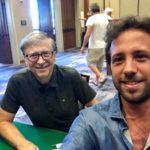 Che emozione sfidare Bill Gates, per i palermitani Andrea Manno e Massimiliano Di Franco