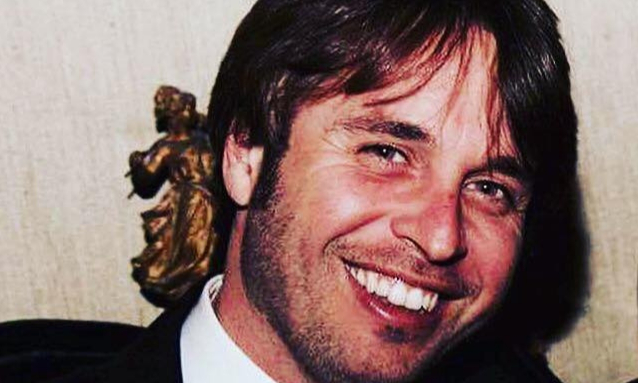 il presidente dell'associazione ex alunni Francesco Marcatajo