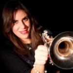 Debutta a Palermo Soundtracks Project, con la trombettista Marianna Musotto