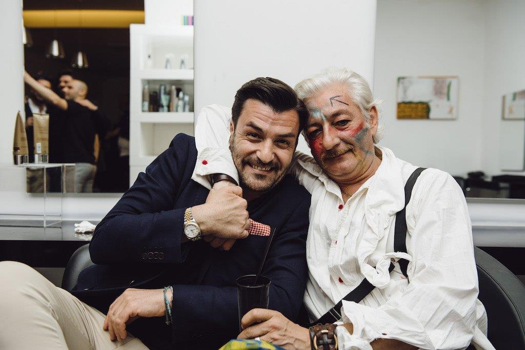 Toni Pellegrino e Michelangelo JR Gandini