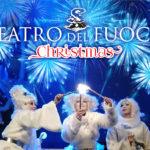Teatro del Fuoco Christmas, gli appuntamenti di Natale in Sicilia