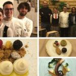 Quel che può fare lo chef Gioacchino Sensale! Il nuovo menù di Enosteria Sicula e i quadri di Virticchio