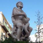 """""""Palermu ammucciatu"""", a piazza Rivoluzione il reading di Samonà sul Genio"""