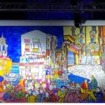 Alla Biennale di Venezia, la Vucciria di Francesco Anastasi, opera monumentale che sfida il capolavoro di Guttuso