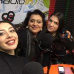 Sara Priolo, Daniela Pagano e Milvia Averna