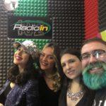 Sara Priolo, Chiara Castiglione, Milvia Averna e Mirko Ufo Valenti