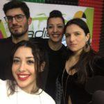 Ciccio Leo e Simona Trentacoste, Milvia Averna e Sara Priolo