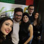 Sara Priolo, Tommaso Gioia, Milvia Averna e Daniele Vassallo