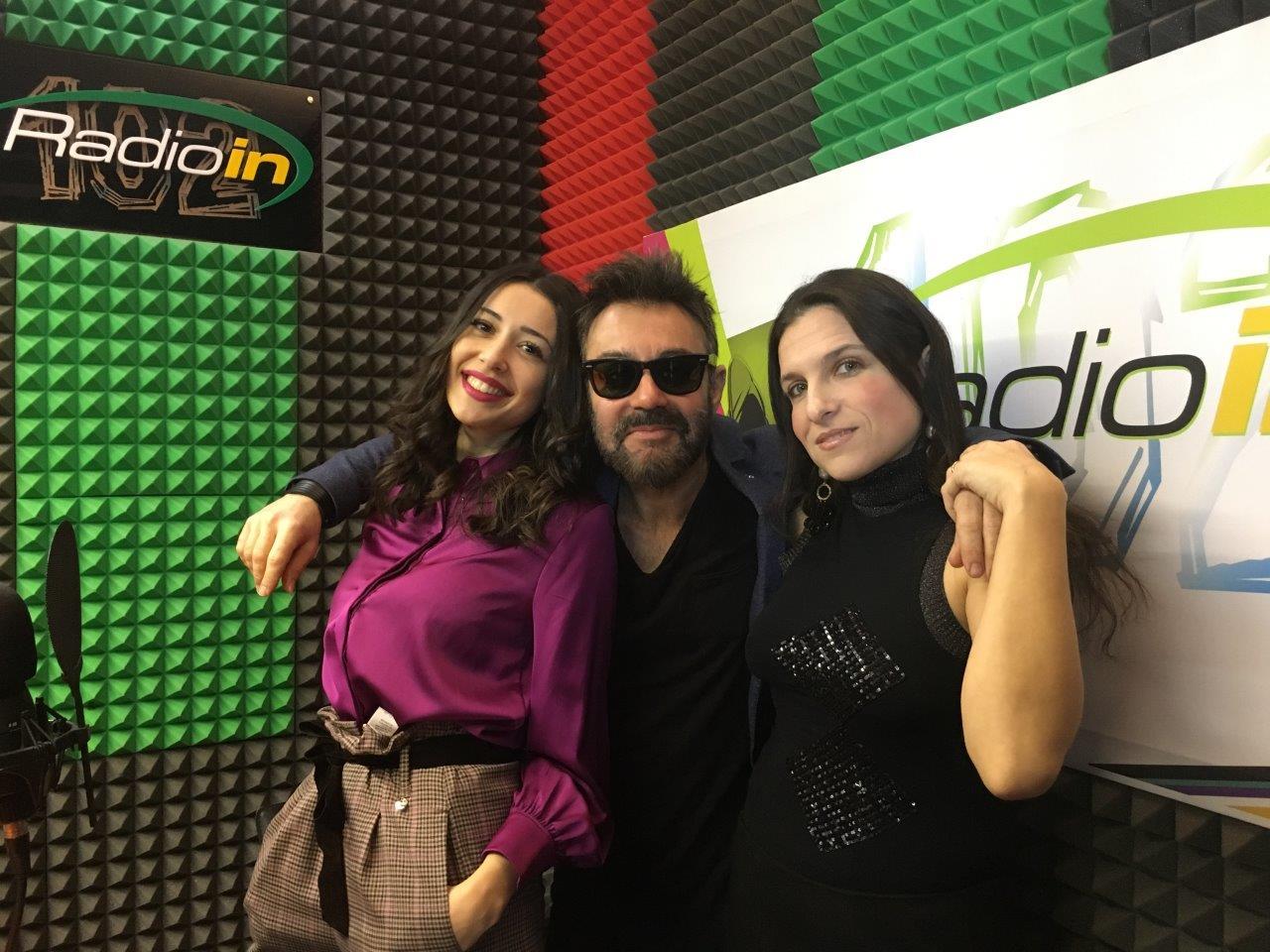 Sara Priolo, Riccardo Simoncelli e Milvia Averna