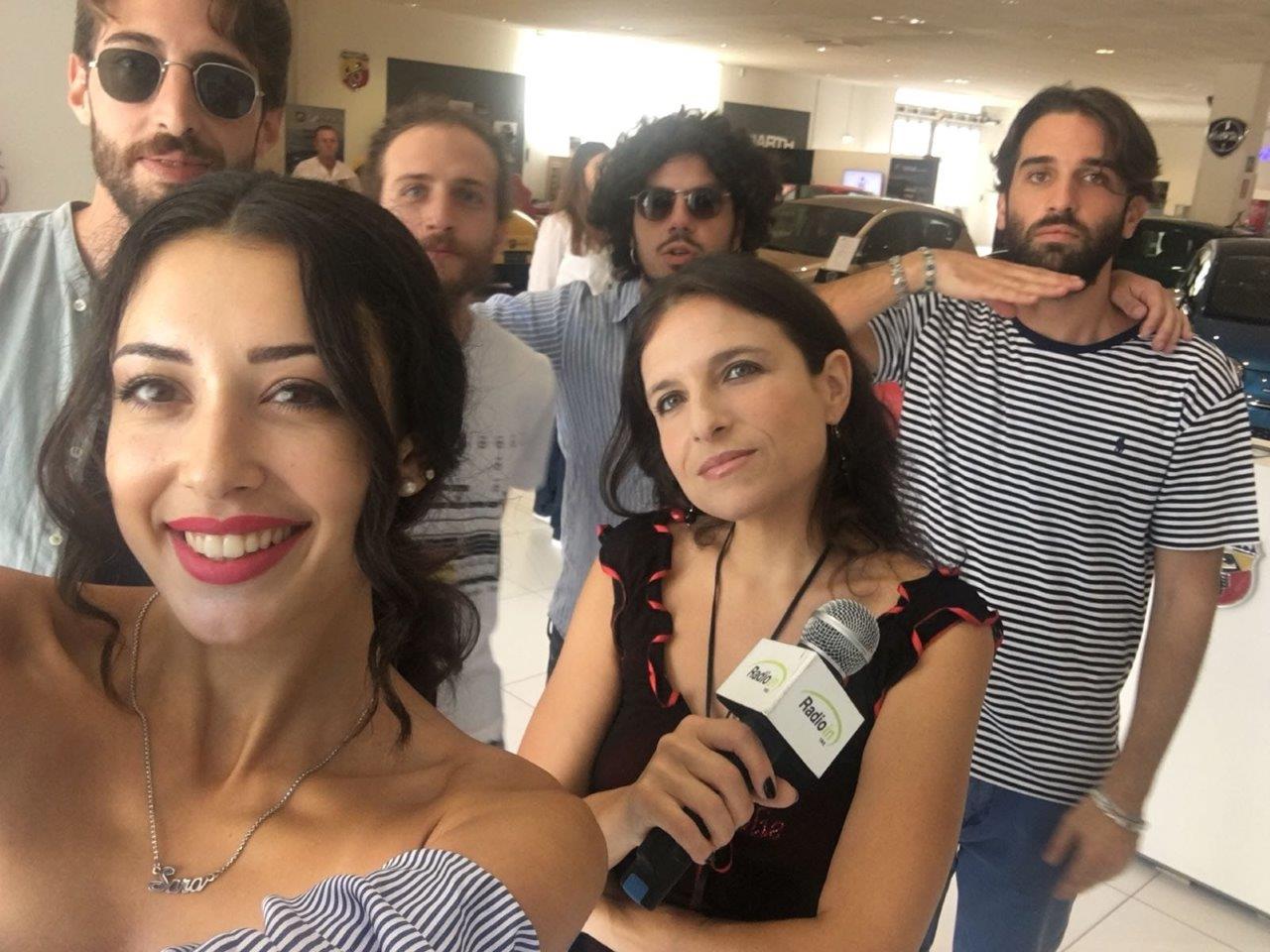 Sara Priolo, Milvia Averna, Dario Bruno, Nazario Di Liberto, Peppe Bisconti