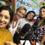 Sara Priolo, Valentina Bruno, Maristella Panepinto e Milvia Averna